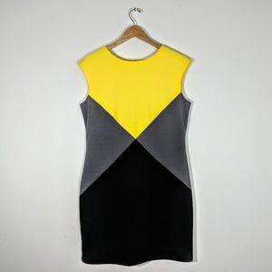 Donna Rico Color Block Dress